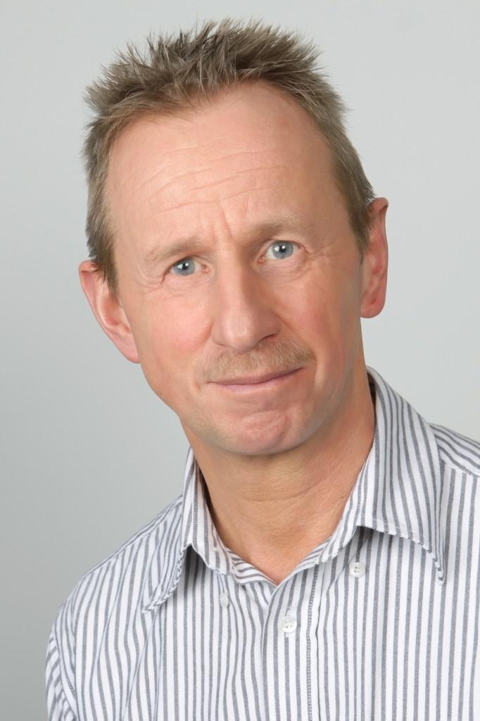 Uli Ludwig, Leiter Fußball-AG